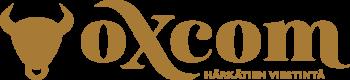 Mainostoimisto Oxcom Forssa, Aura, Loimaa, Somero: yrityksen logo